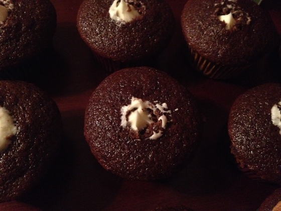 filled cupcakes