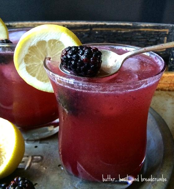 blackberry cocktail 3