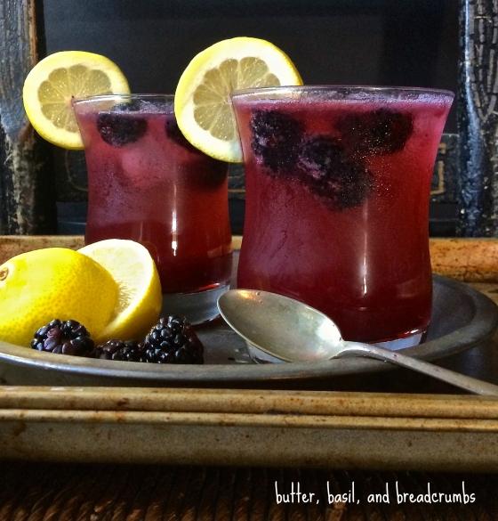 blackberry cocktail 5